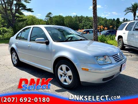 2003 Volkswagen Jetta for sale in Farmingdale, ME