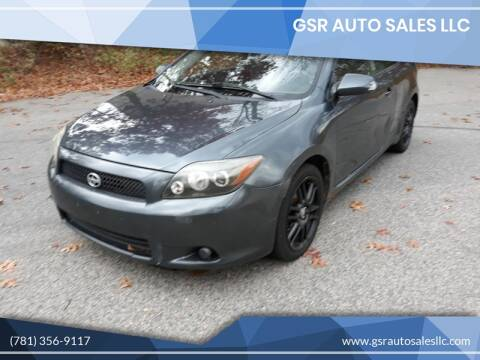 2010 Scion tC for sale at GSR Auto Sales LLC in Braintree MA