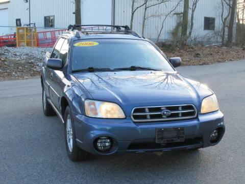 2006 Subaru Baja Sport for sale at GSR Auto Sales LLC in Braintree MA