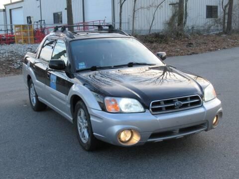 2003 Subaru Baja for sale at GSR Auto Sales LLC in Braintree MA