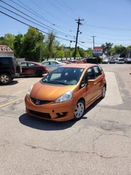 2011 Honda Fit Sport for sale at GSR Auto Sales LLC in Braintree MA