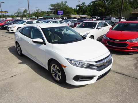 2017 Honda Civic for sale in Sulphur, LA