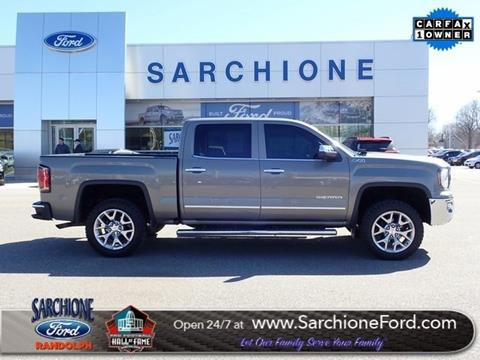 2017 GMC Sierra 1500 for sale in Randolph, OH