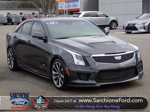 Used Cadillac Ats V For Sale Carsforsale Com
