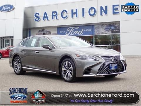 2019 Lexus LS 500 for sale in Randolph, OH
