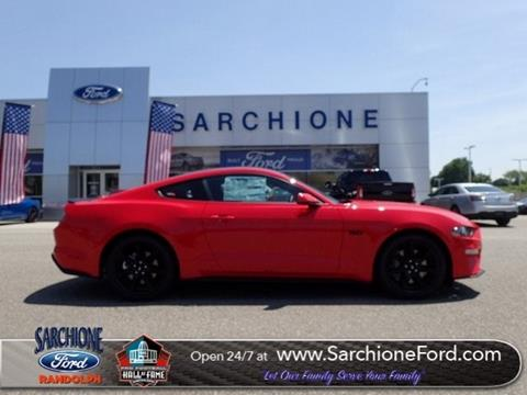 2019 Ford Mustang for sale in Randolph, OH