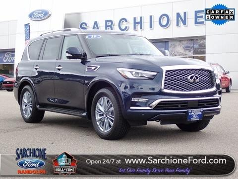 2019 Infiniti QX80 for sale in Randolph, OH
