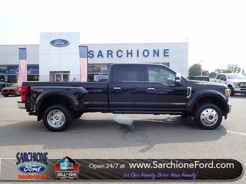 2017 Ford F-450 Super Duty for sale in Randolph, OH