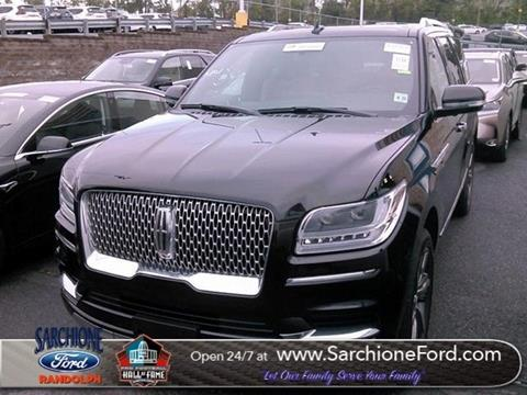 2018 Lincoln Navigator for sale in Randolph, OH