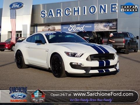 2017 Ford Mustang for sale in Randolph, OH