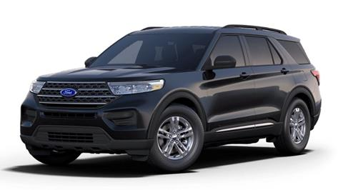 2020 Ford Explorer for sale in Randolph, OH