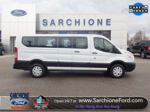 2019 Ford Transit Passenger for sale at Sarchione Ford in Randolph OH