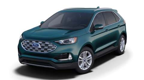 2020 Ford Edge SEL for sale at Sarchione Ford in Randolph OH