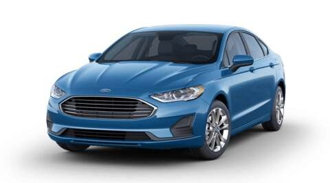 2020 Ford Fusion SE for sale at Sarchione Ford in Randolph OH