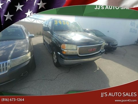 Jj Auto Sales >> Gmc Yukon Xl For Sale In Independence Mo Jj S Auto Sales