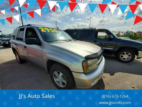 Jj Auto Sales >> Chevrolet Trailblazer For Sale In Independence Mo Jj S