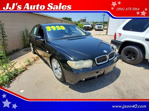Jj Auto Sales >> Bmw For Sale In Independence Mo Jj S Auto Sales