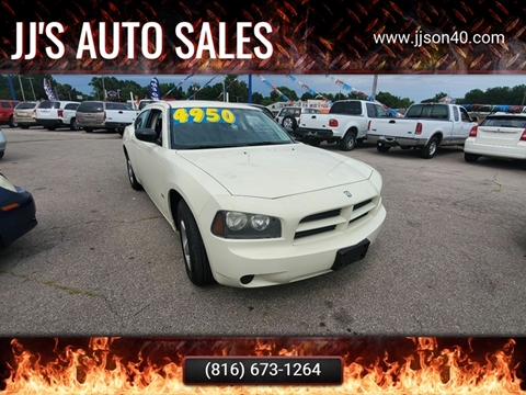 Jj Auto Sales >> Dodge For Sale In Independence Mo Jj S Auto Sales
