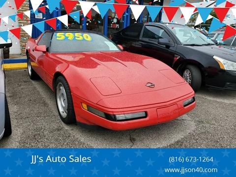 Jj Auto Sales >> Chevrolet Corvette For Sale In Independence Mo Jj S Auto