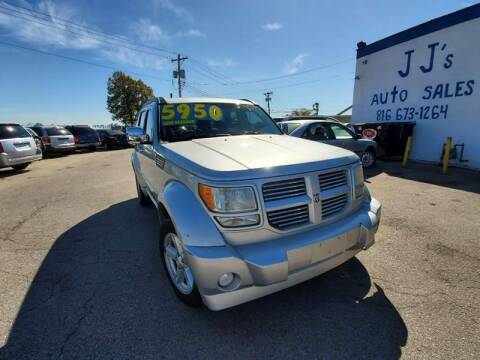 Jj Auto Sales >> Dodge Nitro For Sale In Independence Mo Jj S Auto Sales