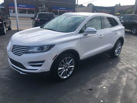 2018 Lincoln MKC for sale at N & J Auto Sales in Warsaw IN