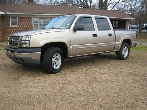 2005 Chevrolet Silverado 1500 for sale in Spartanburg, SC