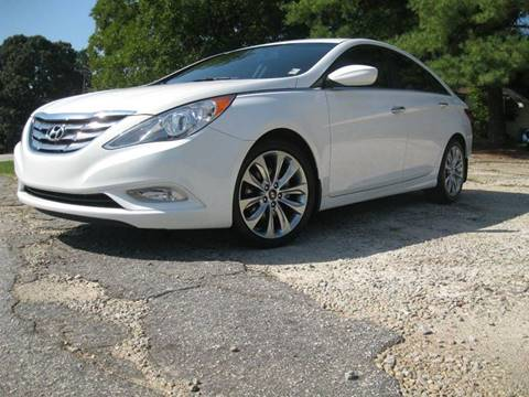 Hyundai Sonata For Sale In Spartanburg Sc Spartan Auto