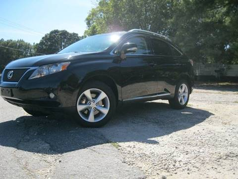2011 Lexus RX 350 for sale in Spartanburg, SC