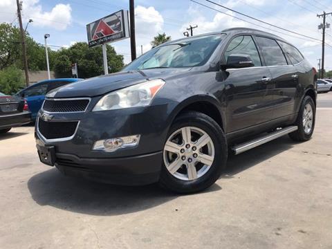 2012 Chevrolet Traverse for sale in San Antonio, TX