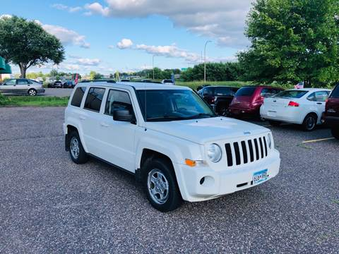 Patriot Auto Sales >> Jeep Patriot For Sale In Maplewood Mn Family Auto Sales