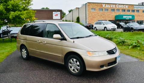 2002 Honda Odyssey for sale in Maplewood, MN