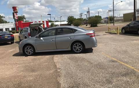 Victory Nissan Victoria Tx >> 2013 Nissan Sentra For Sale In Victoria Tx