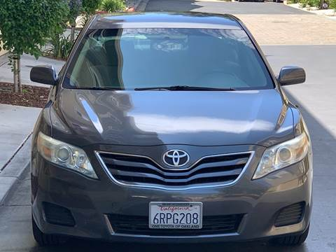 2011 Toyota Camry For Sale >> Toyota Camry For Sale In Newark Ca Sogood Auto Sales Llc