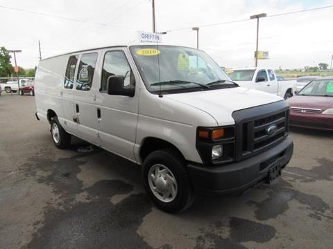 2010 Ford E-Series Cargo for sale in Arvada, CO
