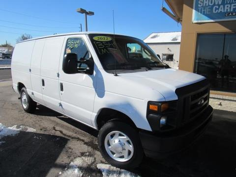 2012 Ford E-Series Cargo for sale in Arvada, CO