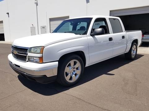 2007 Chevrolet Silverado 1500 Classic for sale in Goodyear, AZ