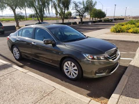2013 Honda Accord for sale in Goodyear, AZ