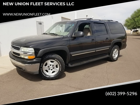 2004 Chevrolet Suburban for sale in Goodyear, AZ