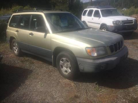 2001 Subaru Forester for sale in La Plume, PA