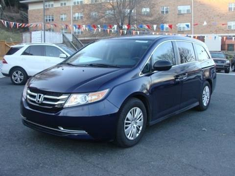 2015 Honda Odyssey for sale in Baltimore, MD