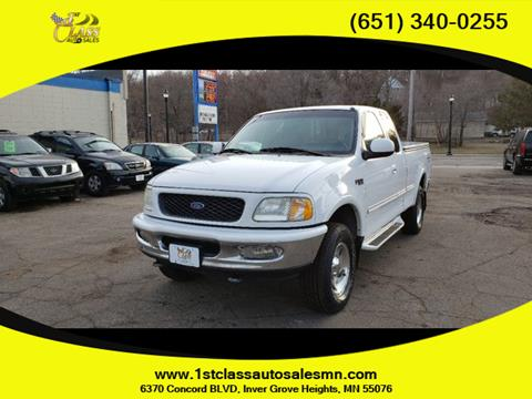 1997 Ford F-150 for sale in Inver Grove Heights, MN