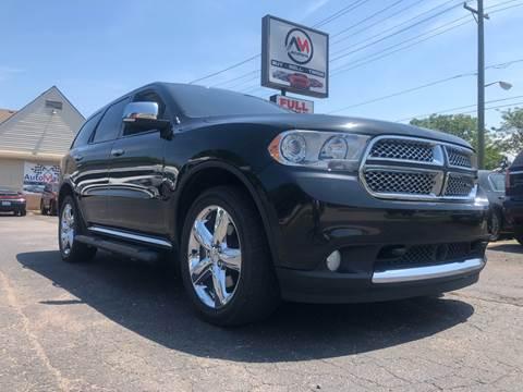 2013 Dodge Durango for sale in Dearborn Heights, MI