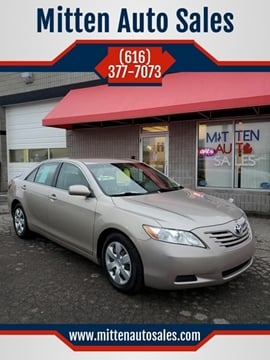 2009 Toyota Camry for sale at Mitten Auto Sales in Holland MI