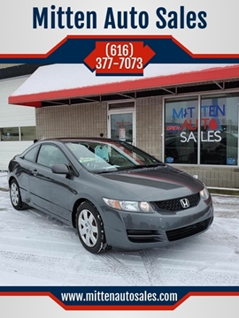 2010 Honda Civic for sale at Mitten Auto Sales in Holland MI