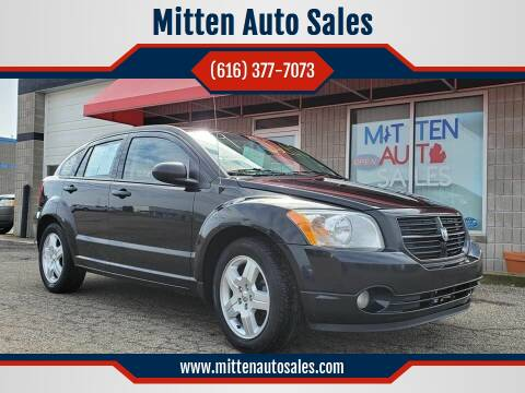 2009 Dodge Caliber for sale at Mitten Auto Sales in Holland MI