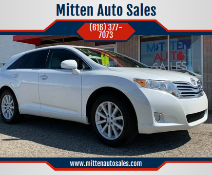 2012 Toyota Venza for sale at Mitten Auto Sales in Holland MI