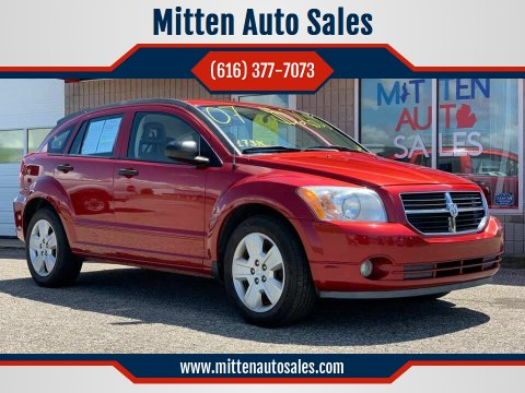 2007 Dodge Caliber for sale at Mitten Auto Sales in Holland MI