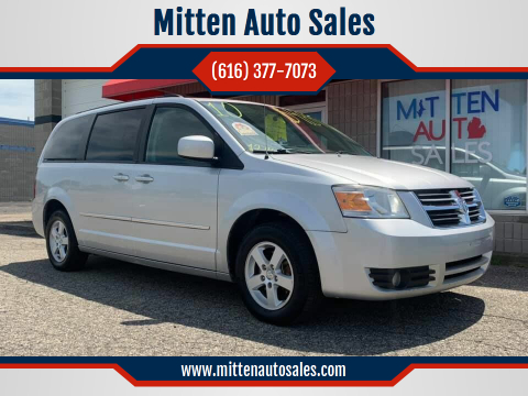 2010 Dodge Grand Caravan for sale at Mitten Auto Sales in Holland MI
