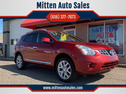 2012 Nissan Rogue for sale at Mitten Auto Sales in Holland MI