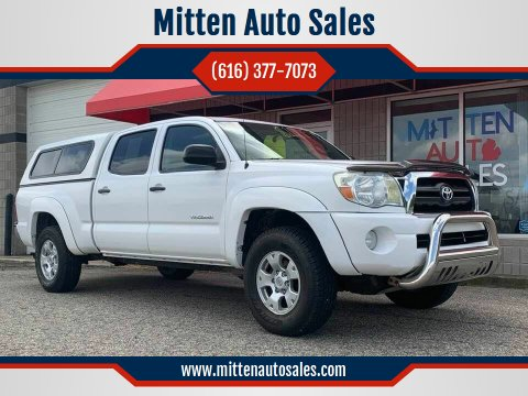 2005 Toyota Tacoma for sale at Mitten Auto Sales in Holland MI